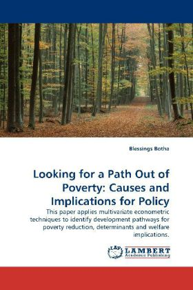 Looking for a Path Out of Poverty: Causes and Implications for Policy