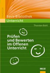 Prüfen und Bewerten im Offenen Unterricht Cover
