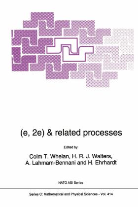 (e,2e) & related processes