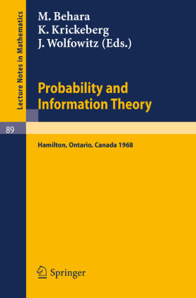 Probability and Information Theory