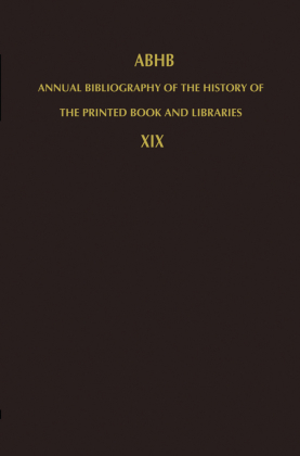 Publications of 1988 and additions from the preceding years