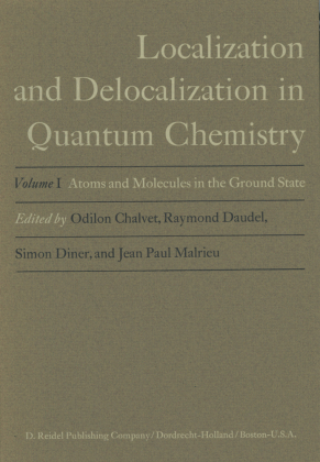 Atoms and Molecules in the Ground State