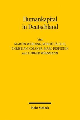 Humankapital in Deutschland