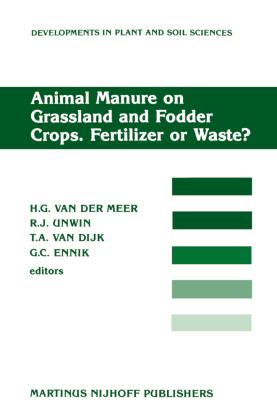 Animal Manure on Grassland and Fodder Crops.Fertilizer or Waste?