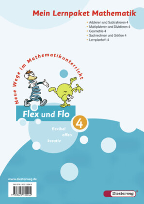 Mein Lernpaket Mathematik, 4 Hefte (Ausleihmaterial)