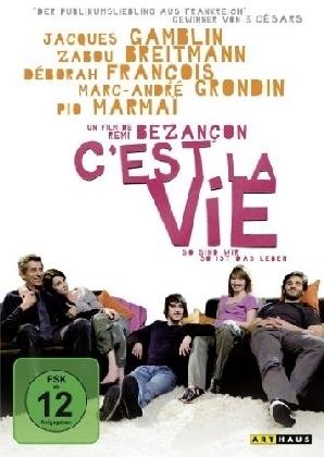 C'est la vie - So sind wir, so ist das Leben, 1 DVD