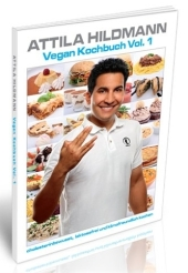 Vegan Kochbuch Cover