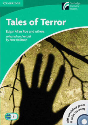 Tales of Terror, w. 1 CD-ROM/Audio and 1 Audio-CD