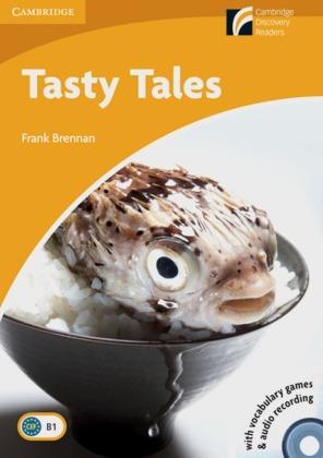 Tasty Tales, w. 2 CD-ROM/Audios