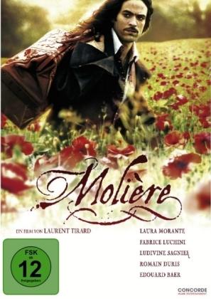 Molière, DVD