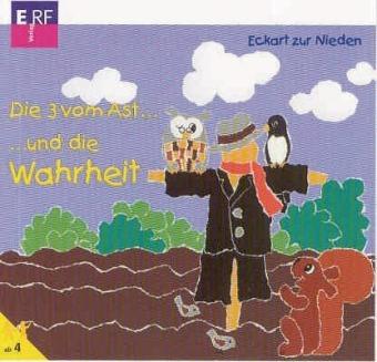 Die drei vom Ast und die Wahrheit, 1 Audio-CD