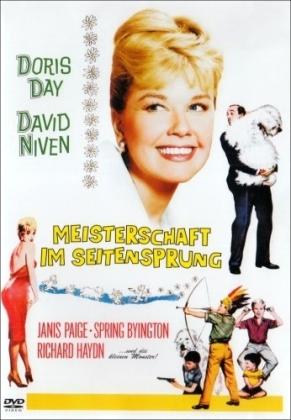 Meisterschaft im Seitensprung, 1 DVD