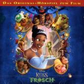 Küss den Frosch, Audio-CD