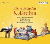 Die schönsten Märchen, 12 Audio-CDs Cover