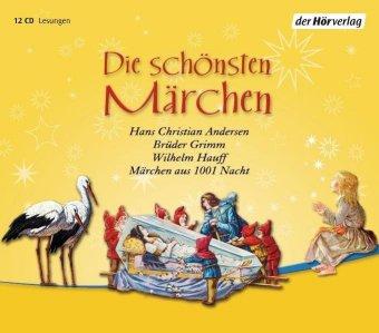 Die schönsten Märchen, 12 Audio-CDs