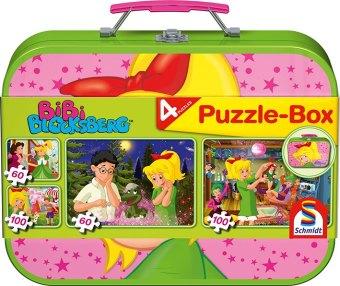 Bibi Blocksberg, Puzzle-Box