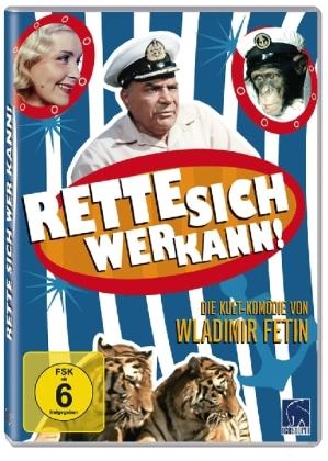 Rette sich, wer kann, 1 DVD