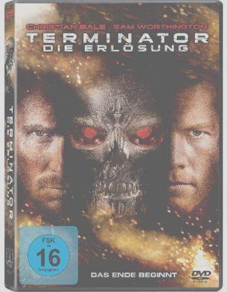 Terminator - Die Erlösung, 1 DVD