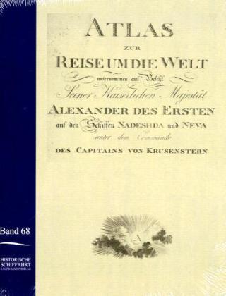 Atlas zur Reise um die Welt von Ivan Krusenstern in den Jahren 1803-1806