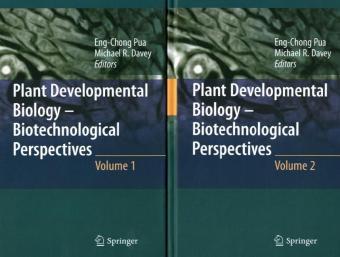 Plant Developmental Biology - Biotechnological Perspectives, 2 Vols.