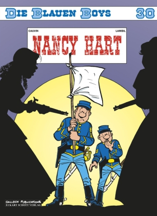 Die blauen Boys - Nancy Hart