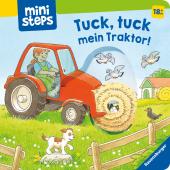 Tuck, tuck, mein Traktor! Cover