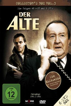 Der Alte, 6 DVDs (Collector's Box)