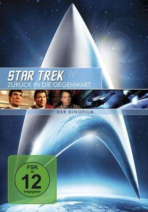 Star Trek - Raumschiff Enterprise, Zurück in die Gegenwart, 1 DVD (Remastered)