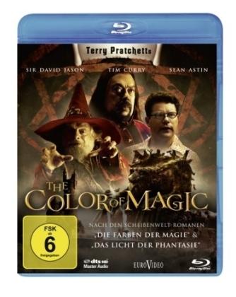 The Color of Magic, 1 Blu-ray