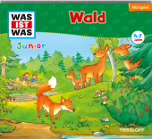Im Wald, 1 Audio-CD Cover