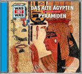 Das alte Ägypten / Pyramiden, Audio-CD