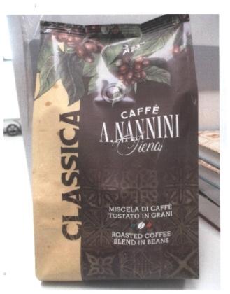 Espresso Tradizione, 500 g, Kaffee-Bohnen