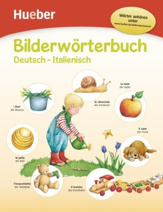 Bilderwörterbuch Deutsch-Italienisch
