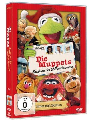 Die Muppets, Briefe an den Weihnachtsmann, DVD