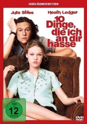10 Dinge, die ich an Dir hasse, Jubiläumsedition, 1 DVD