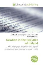 Taxation in the Republic of Ireland