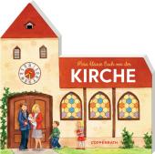 Mein kleines Buch von der Kirche Cover