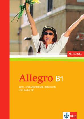 Lehr- und Arbeitsbuch B1, m. Audio-CD