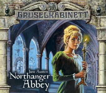 Northanger Abbey, 2 Audio-CDs