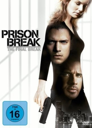 Prison Break - The Final Break, 1 DVD