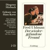 Der wiedergefundene Freund, 2 Audio-CDs
