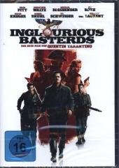 Inglourious Basterds, 1 DVD Cover