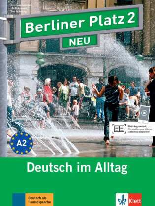 Lehr- und Arbeitsbuch, m. 2 Audio-CDs