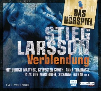 Verblendung, 3 Audio-CDs