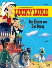 Lucky Luke - Das Elixier von Doc Doxey Cover