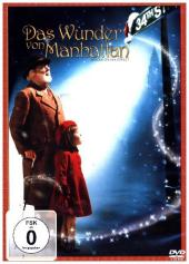 Das Wunder von Manhattan, 1 DVD, mit Alvin und die Chipmunks Bonus-Disc