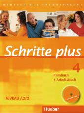 Kursbuch + Arbeitsbuch, m. Audio-CD