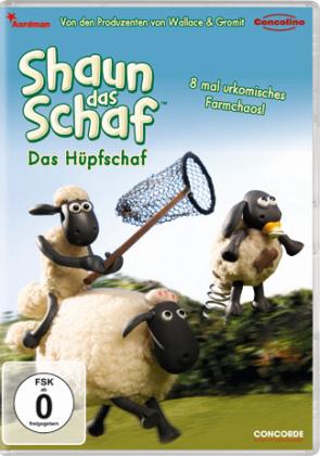Shaun das Schaf - Das Hüpfschaf, 1 DVD
