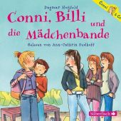 Conni, Billi und die Mädchenbande, 2 Audio-CDs