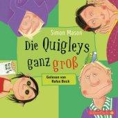 Die Quigleys ganz groß, 2 Audio-CDs